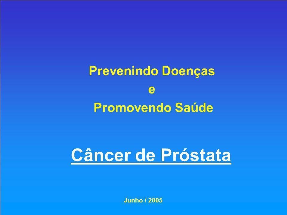 O que é o Câncer de Próstata.