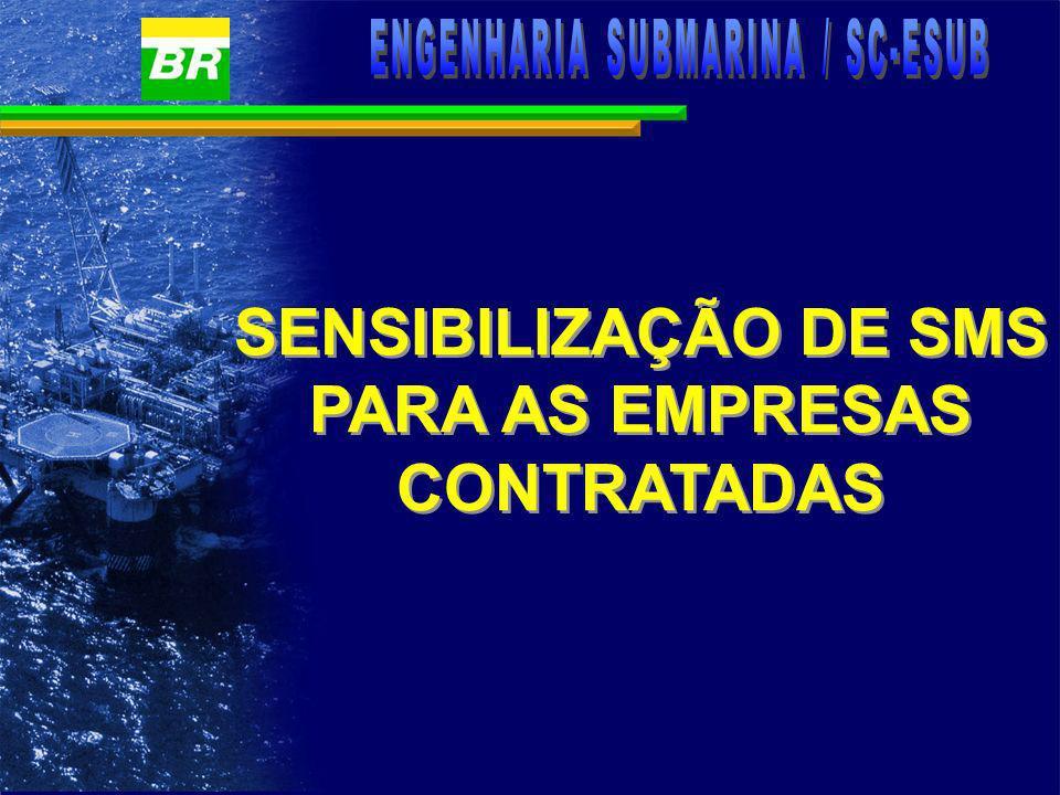 Sistema de Gestão de Segurança, Meio Ambiente e Saúde, baseado em normas internacionais, adotado pela PETROBRAS.