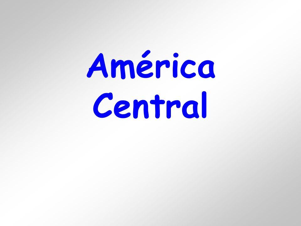 CONCEITO Região do continente americano que se localiza entre o sul do México e o norte da América do Sul.