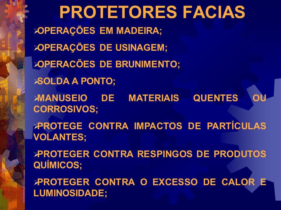 U S O ORDEM TÉCNICA: necessidade e tipo adequado de EPI; TREINAMENTO: instruções práticas; PSICOLÓGICO: uso dos EPI´s não como imposição,mas proteção