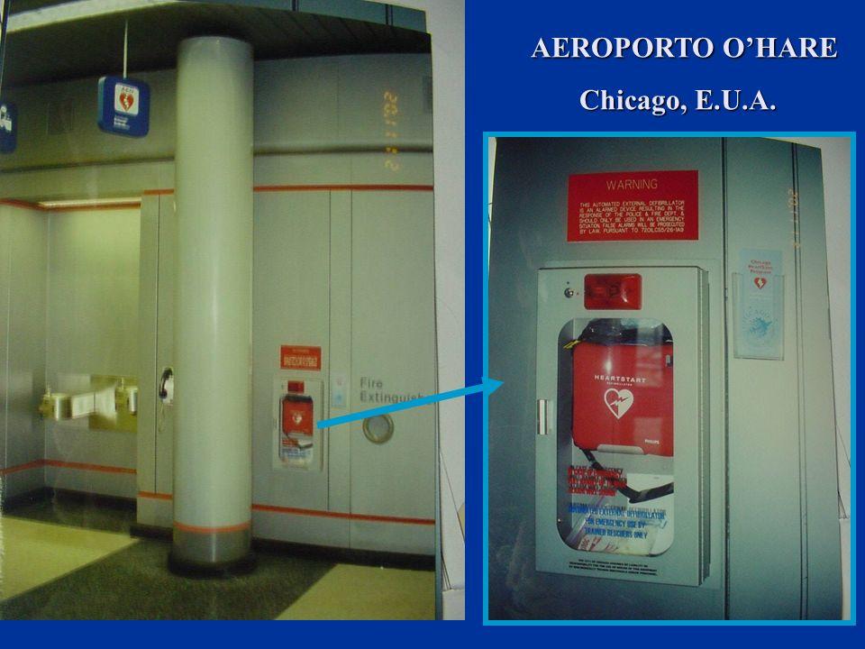 AEROPORTO OHARE AEROPORTO OHARE Chicago, E.U.A.