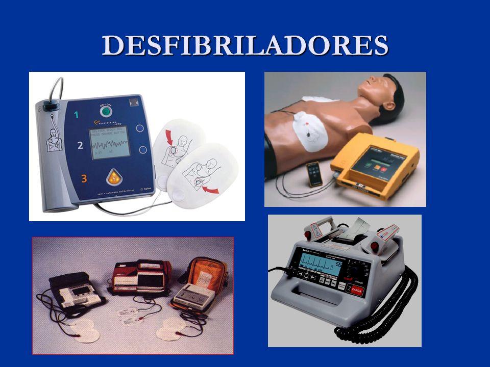 DESFIBRILADORES