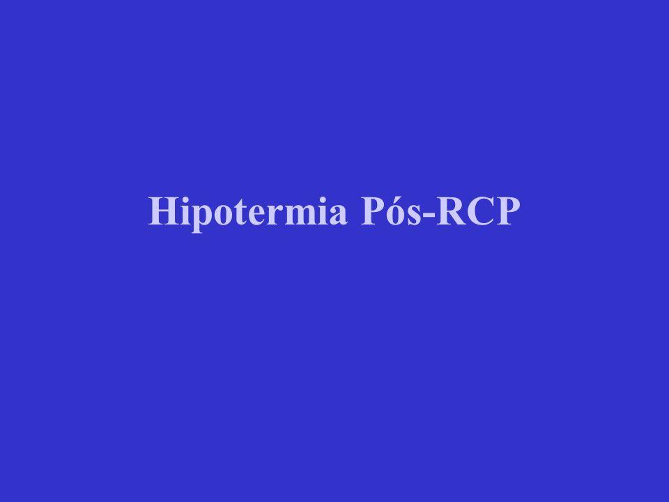 Hipotermia Pós-RCP