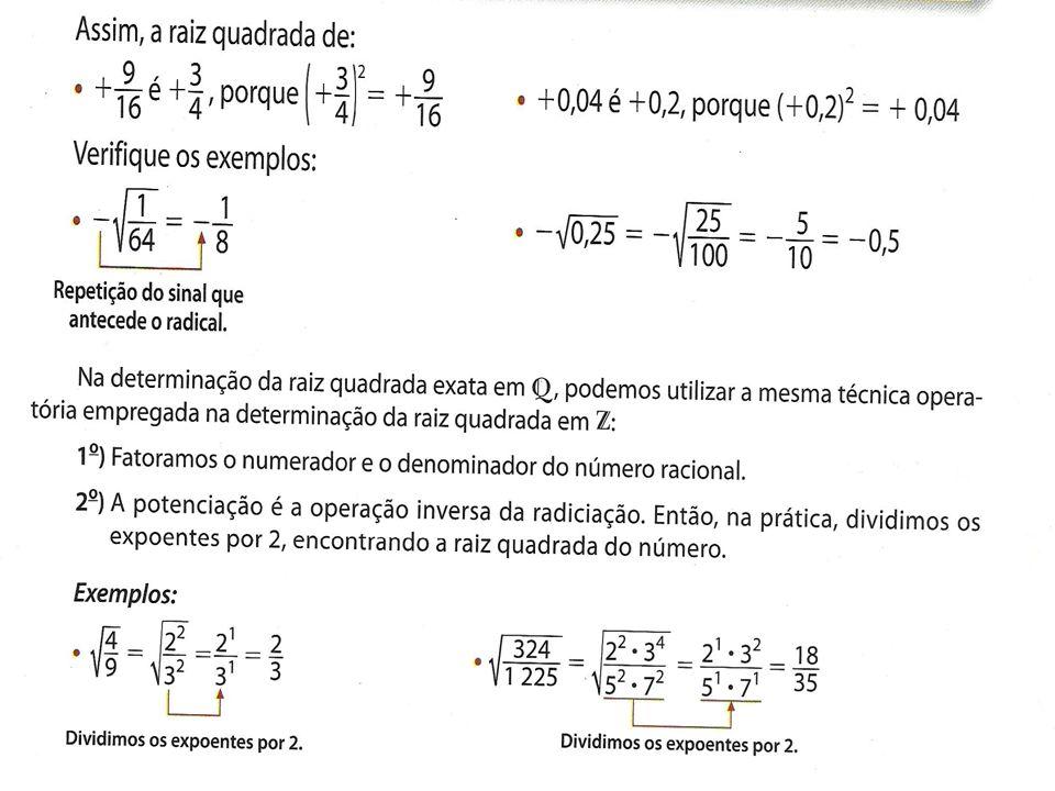 Resolvam os exercícios 45 a 50 do Livro (Pág 58)