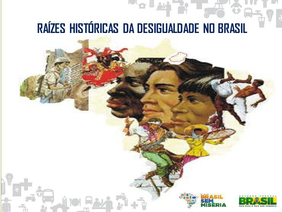 RRARRRRRARRA RAÍZES HISTÓRICAS DA DESIGUALDADE NO BRASIL