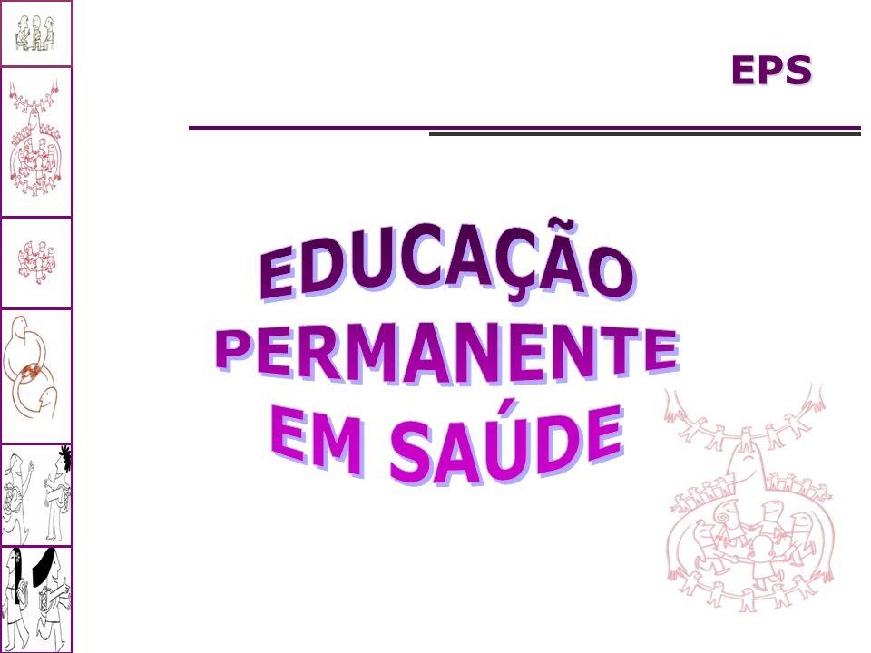 Curso de Pós-Graduação em Saúde Coletiva – Módulo V – Profa. Odete Messa Torres EPS