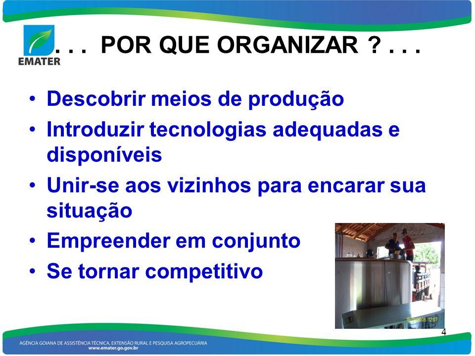 SINDICATOS Entidades representativas de classes ou categorias de trabalhadores, regidos o seu funcionamento pela CLT Sindicatos Rurais ou Patronais / FAEG / CNA Sindicatos dos Trabalhadores Rurais / FETAEG / CONTAG Sindicatos dos Trabalhadores da Agricultura Familiar / FETRAF / 25