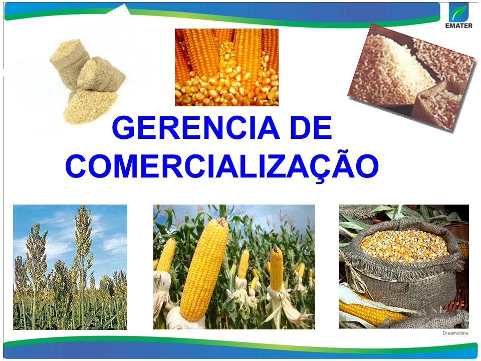 Agência Goiana de Assistência Técnica, Extensão Rural e Pesquisa Agropecuária – EMATER FLUXOGRAMA DO PROCESSO DE COMERCIALIZAÇÃO