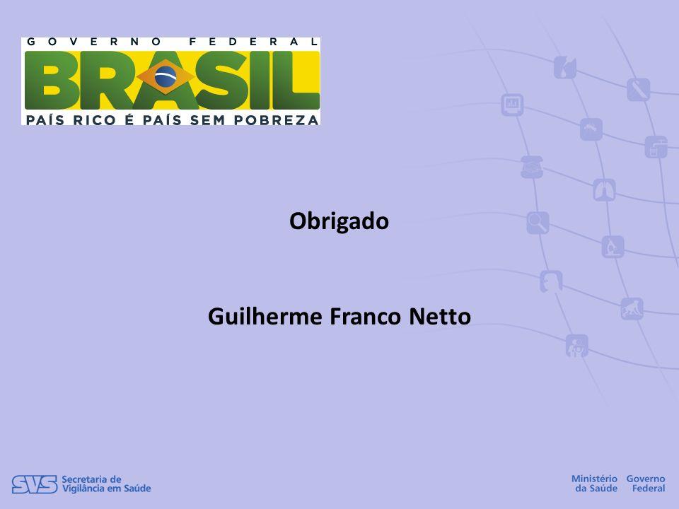 Obrigado Guilherme Franco Netto