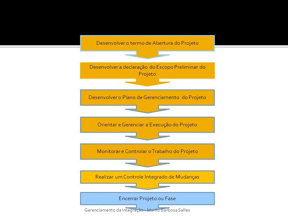 É realizado do início ao fim do projeto; Envolve escopo, tempo, custo, qualidade e o controle de todas as mudanças ocorridas no projeto; As mudanças podem exigir estimativas de custos, seqüências de atividades do cronograma, datas do cronograma, recursos necessários e análise de alternativas de respostas a riscos; O SGC e o SCM fornecerão um processo eficiente, eficaz e padronizado para gerir de forma centralizada as alterações intraprojeto; O nível aplicado do controle de mudanças depende: -da área de aplicação; -da complexidade do projeto específico; -dos requisitos de contratos; -do contexto e ambiente em que o projeto é realizado.