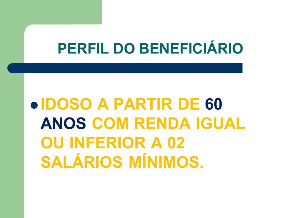 APARATO LEGAL LEI 10.741 01/10/03 (ESTATUTO DO IDOSO) DECRETO 5.934 18/10/06 (PRESIDÊNCIA DA REPÚBLICA) RESOLUÇÃO 1.692 24/10/06(ANTT) RESOLUÇÃO SNAS Nº.
