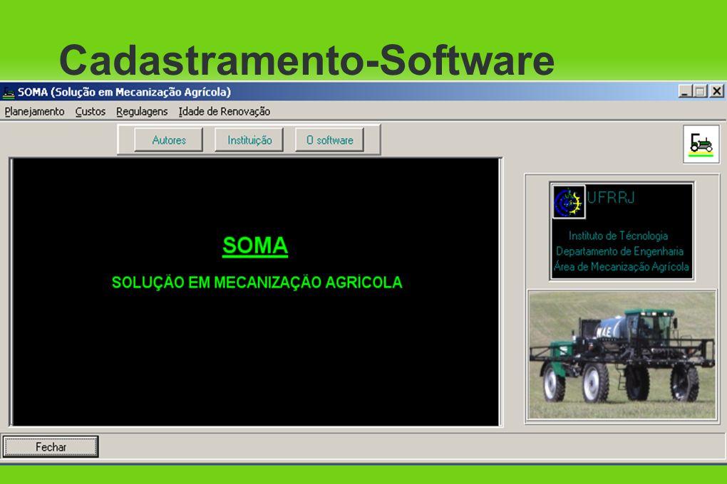 Cadastramento-Software