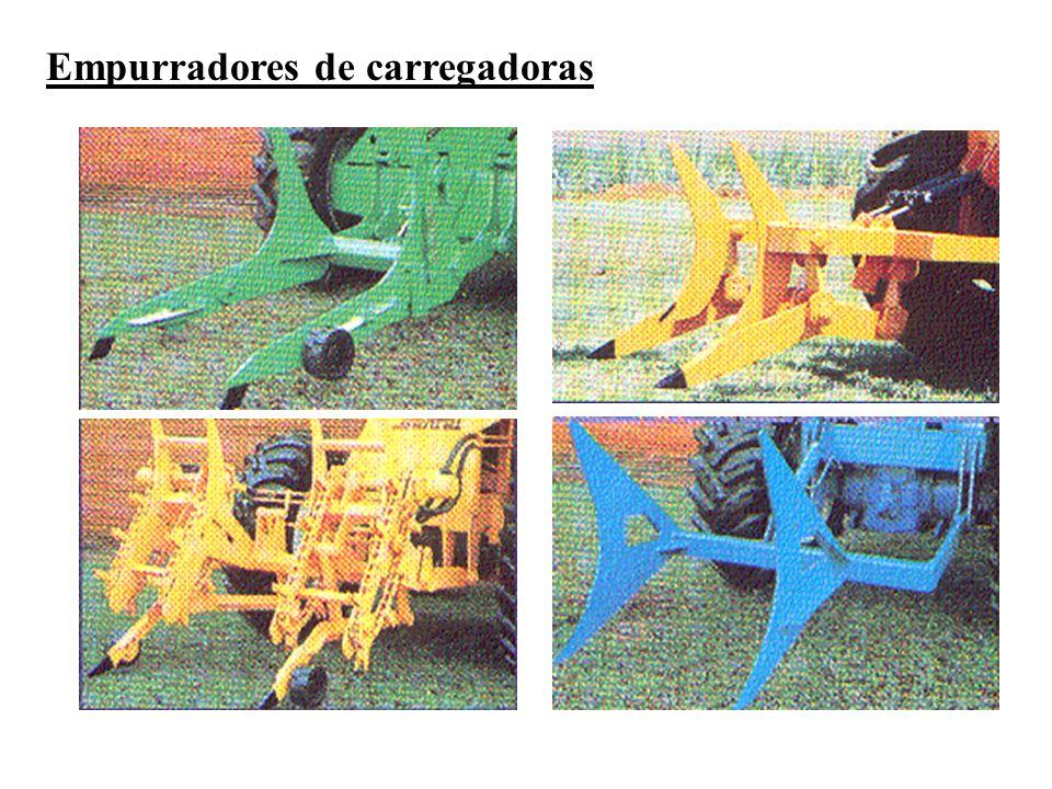Empurradores de carregadoras