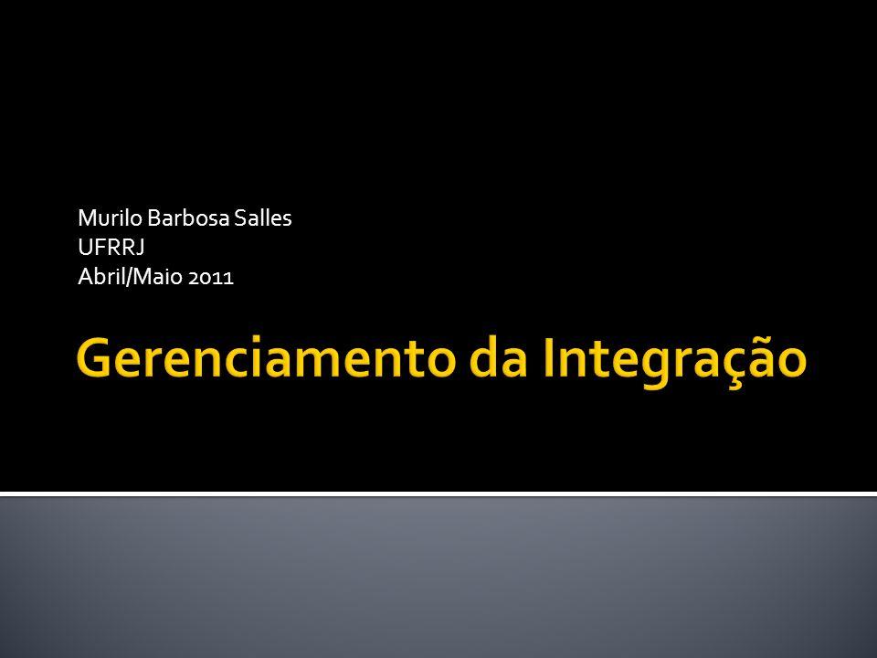 Murilo Barbosa Salles UFRRJ Abril/Maio 2011