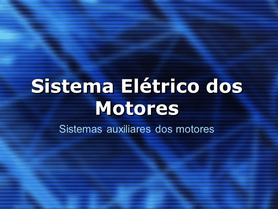 Funções do sistema elétrico Diferente para ciclo otto e diesel; Tem como função auxiliar na partida dos motores; Controlar a iluminação do trator; Nos motores do ciclo otto controla e produz centelha elétrica para combustão; Nos motores do ciclo diesel não faz parte do processo de combustão.