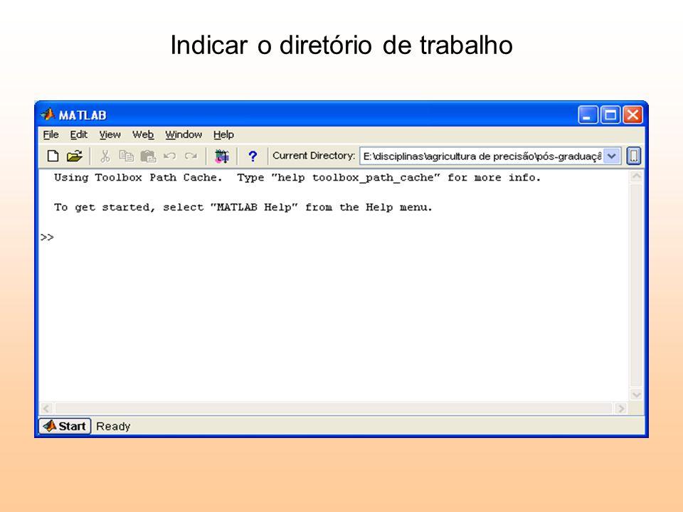 imfinfo: informações de arquivos de imagem Syntax info = imfinfo(filename.fmt)