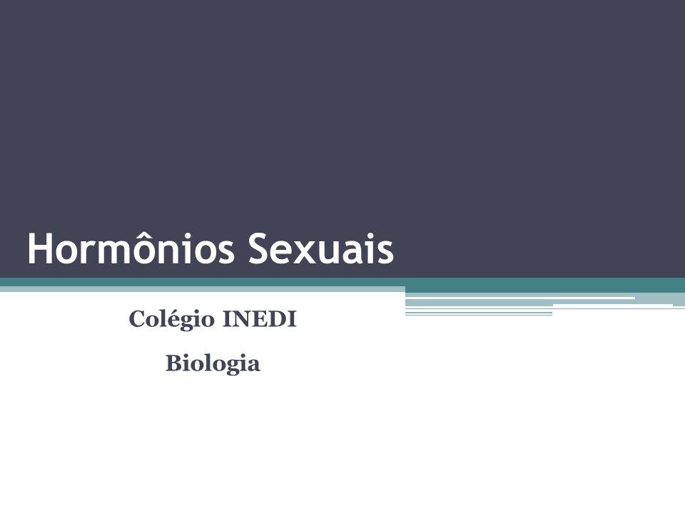Hormônios Sexuais Colégio INEDI Biologia