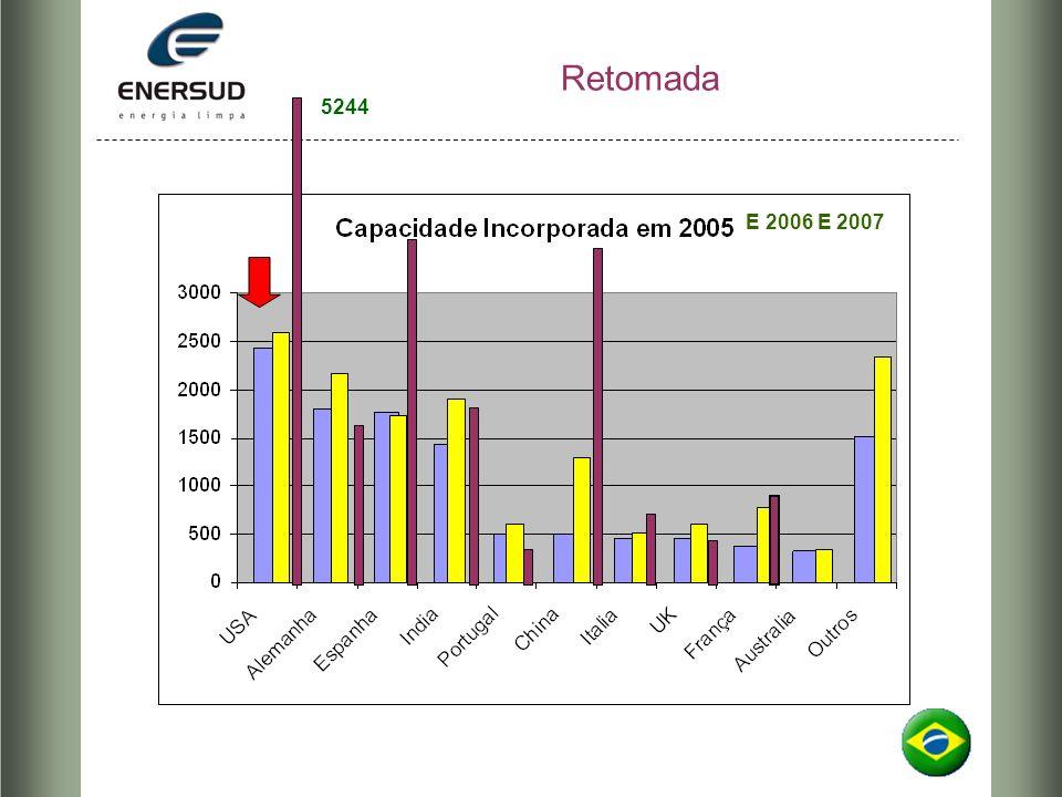 Retomada E 2006 E 2007 5244