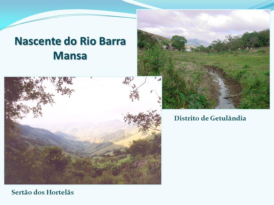 Nascente do Rio Barra Mansa Sertão dos Hortelãs Distrito de Getulândia