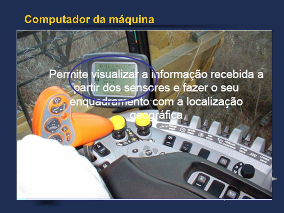 Computador da máquina