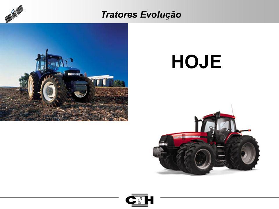 HOJE Tratores Evolução