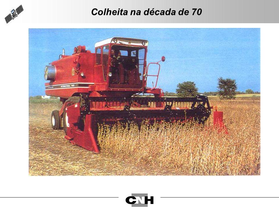 INTERPRETAÇÃO DOS RESULTADOS VERIFICAÇÃO in loco DAS CAUSAS DA BAIXA PRODUTIVIDADE Infestação de plantas daninhas Mancha de solo Má drenagem do solo Agricultura de Precisão