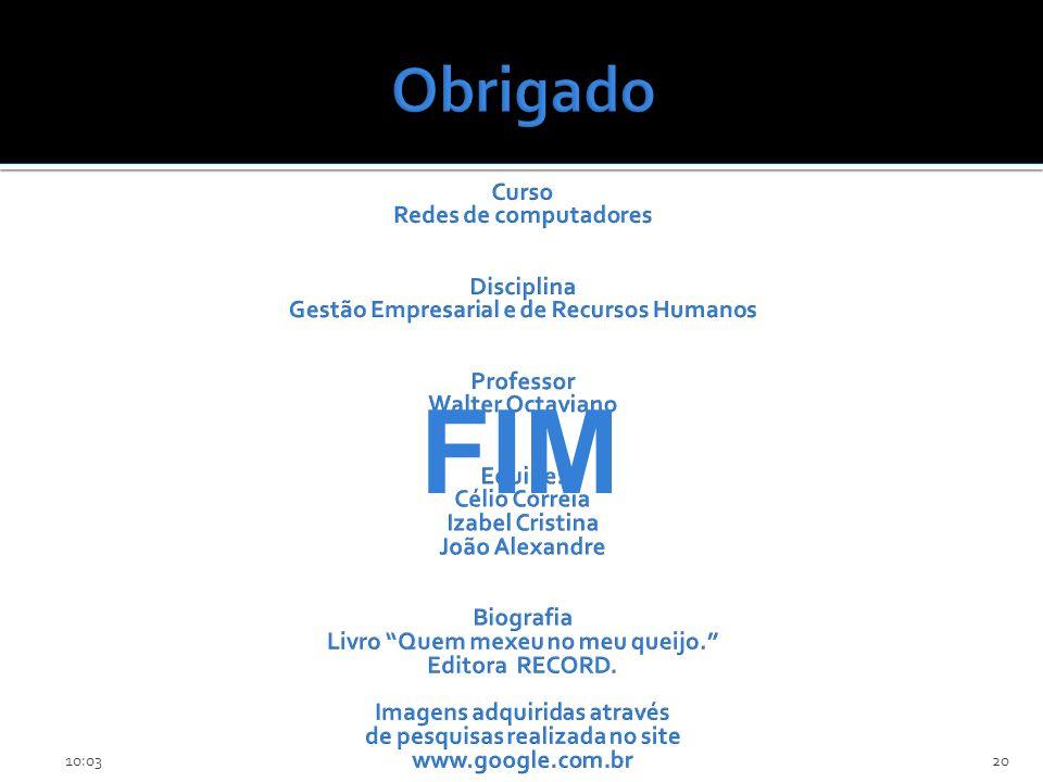 FIM 10:05 20