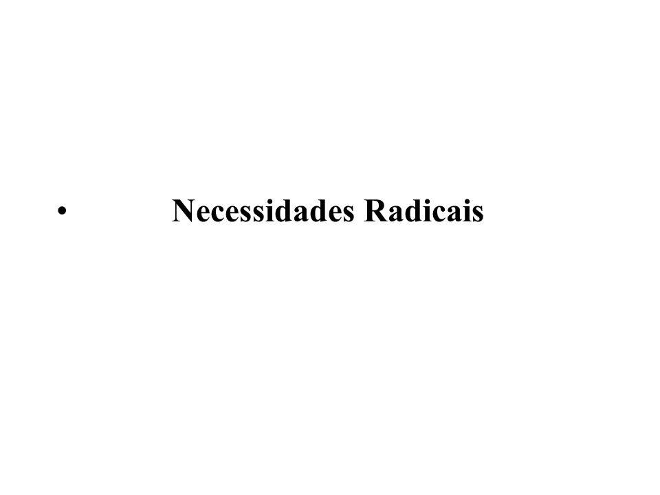 Necessidades Radicais