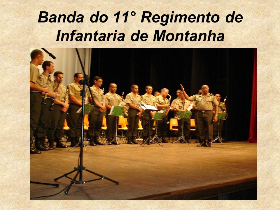 Banda do 11° Regimento de Infantaria de Montanha