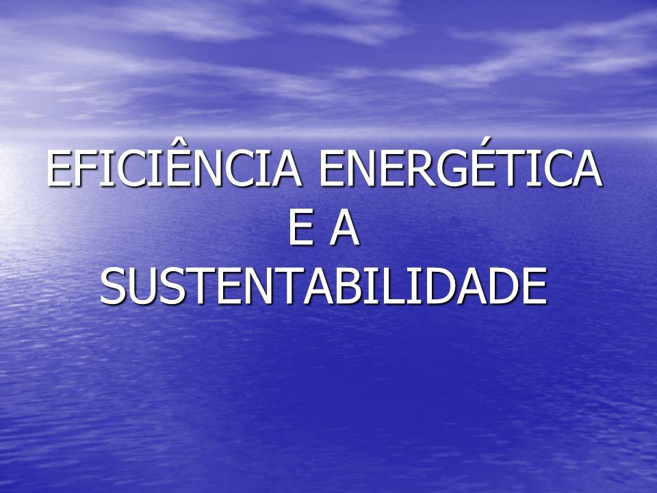 ÁGUA E ENERGIA Água e energia se transformaram em parte importante da questão do aquecimento global.