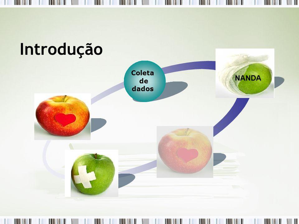 NOCNOC Coleta de dados NANDA NOCNOC NICNIC Introdução NANDA