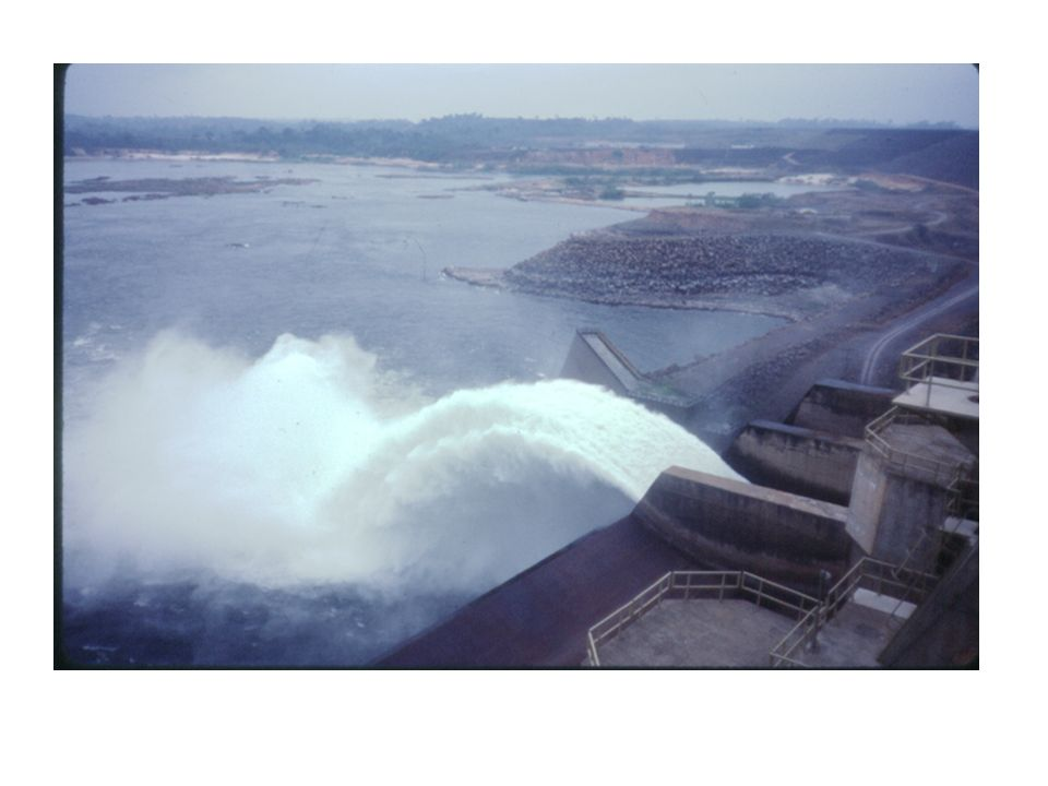 Tucuruí spillway photo