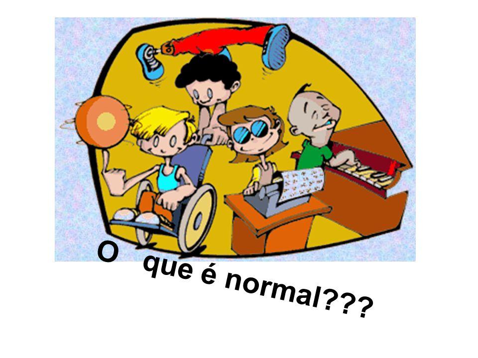 O que é normal???