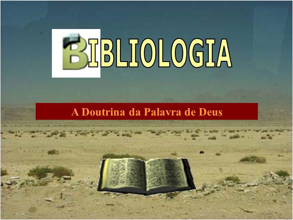 O termo Palavra de Deus pode designar muitas coisas na Bíblia.