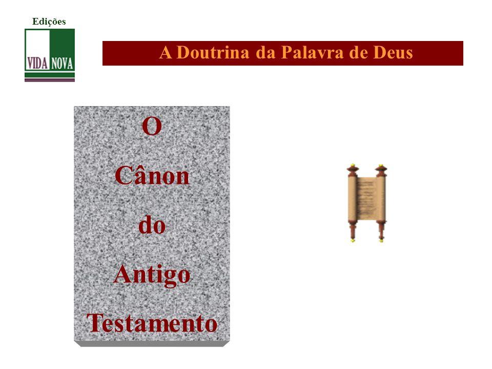 A coleção mais antiga das palavras de Deus eram os Dez Mandamentos.