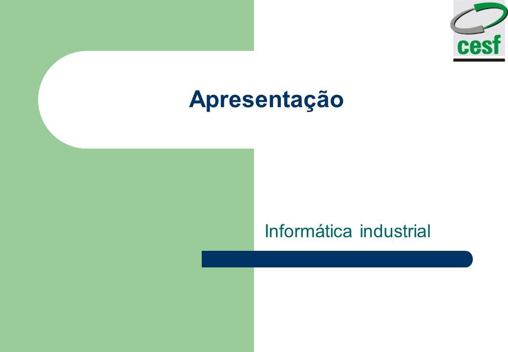Apresentação Informática industrial
