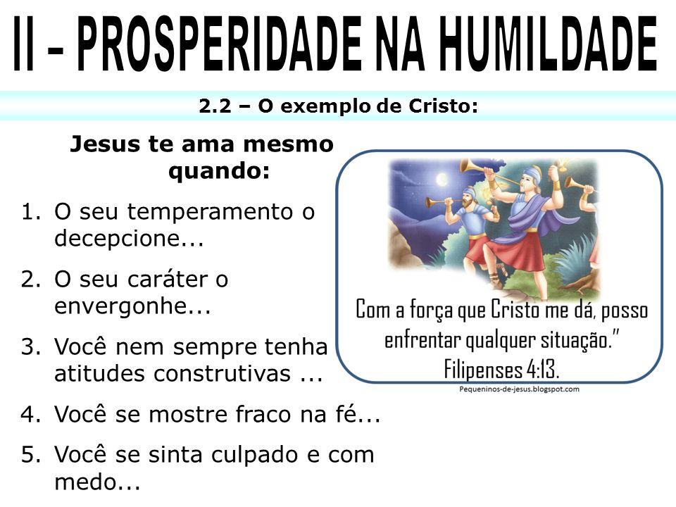 2.1 – O exemplo de Paulo: O discurso de Paulo é estóico até o capítulo 4 e versículo 12. Os estóicos criam que o homem era um fragmento da alma univer