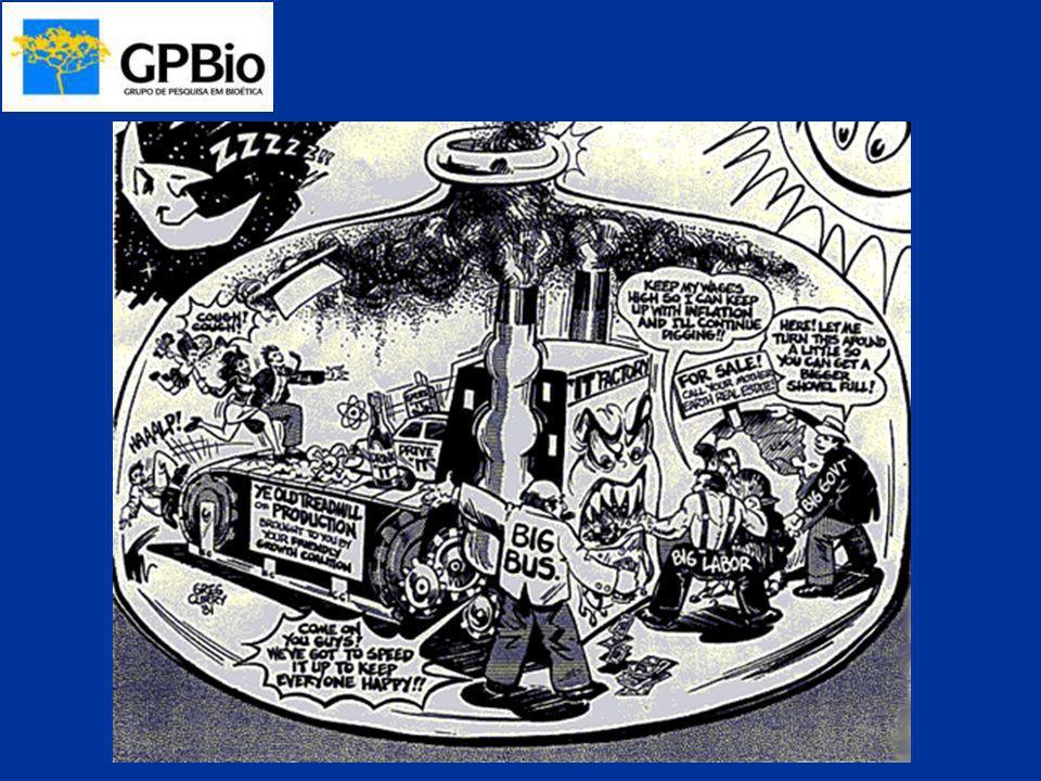 Um pouco de história...Bioética global (1985...