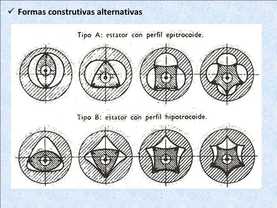 Formas construtivas alternativas