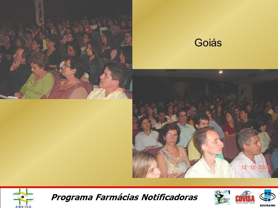 Programa Farmácias Notificadoras Mato Grosso do Sul