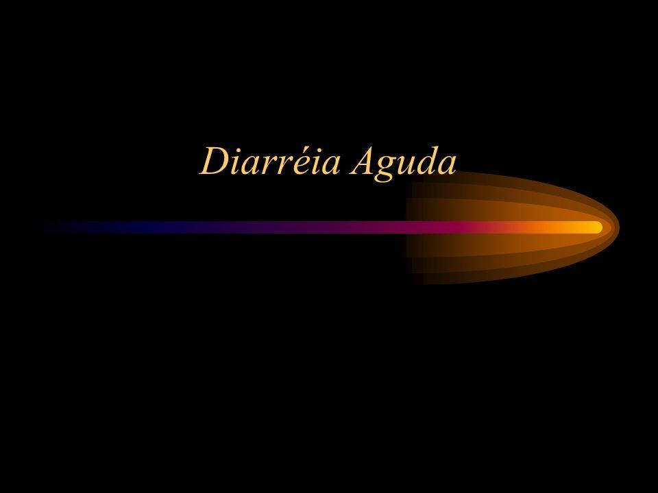 Diarréia Aguda