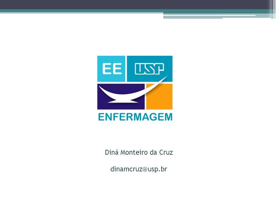 Diná Monteiro da Cruz dinamcruz@usp.br