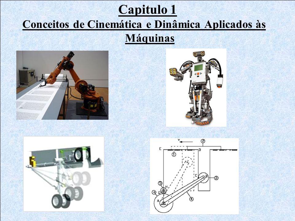 Capitulo 1 Conceitos de Cinemática e Dinâmica Aplicados às Máquinas