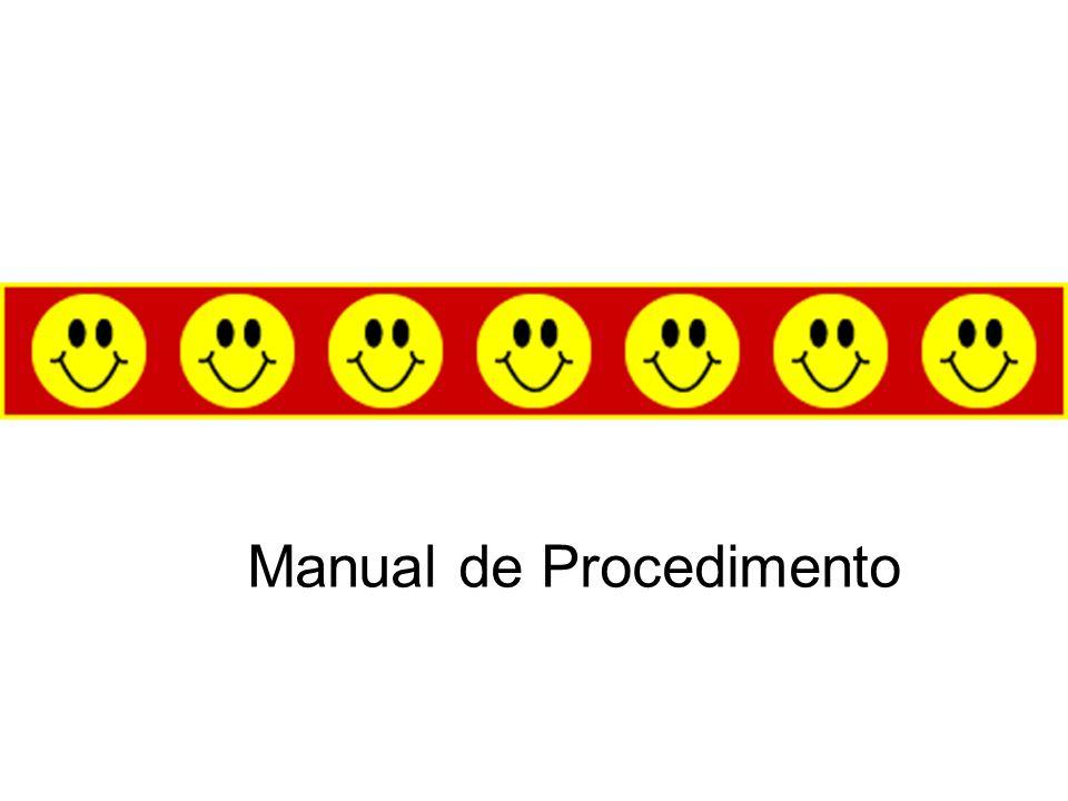 Manual de Procedimento