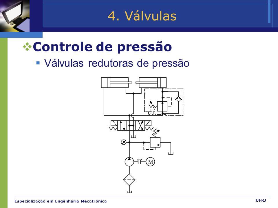 Especialização em Engenharia Mecatrônica UFRJ 4.