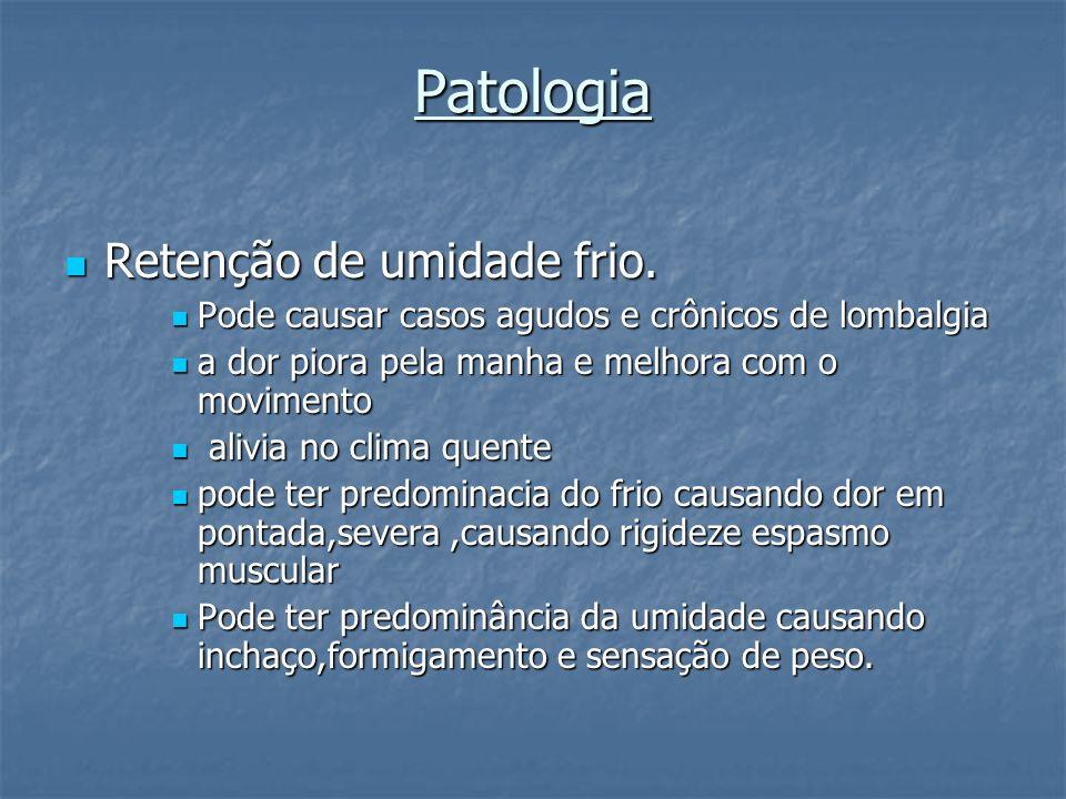 Patologia Estagnação de QI e XUE.Estagnação de QI e XUE.