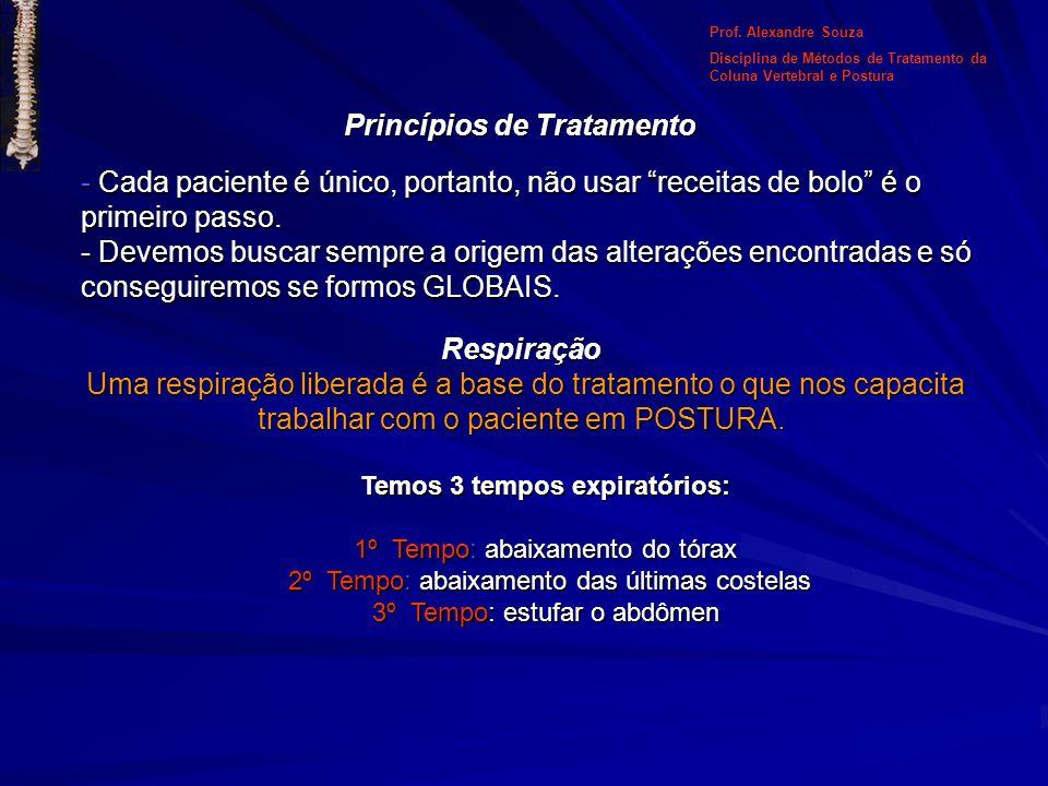 Princípios de Tratamento - Cada paciente é único, portanto, não usar receitas de bolo é o primeiro passo. - Devemos buscar sempre a origem das alteraç