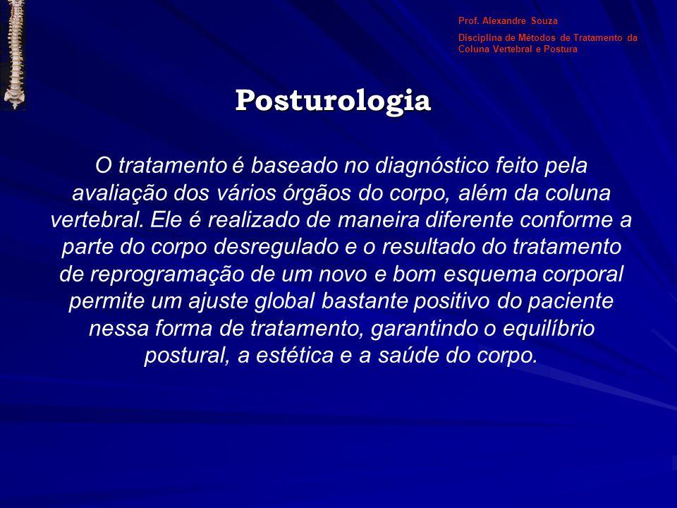 O tratamento é baseado no diagnóstico feito pela avaliação dos vários órgãos do corpo, além da coluna vertebral. Ele é realizado de maneira diferente