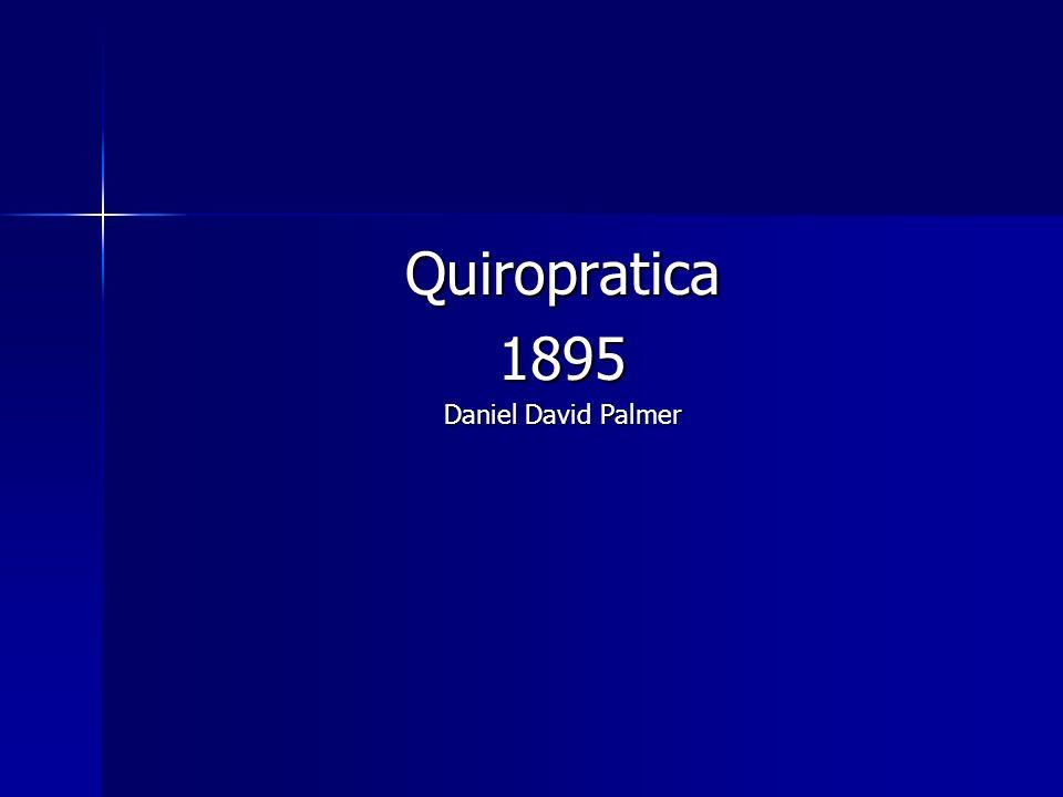 Quiropratica1895 Daniel David Palmer