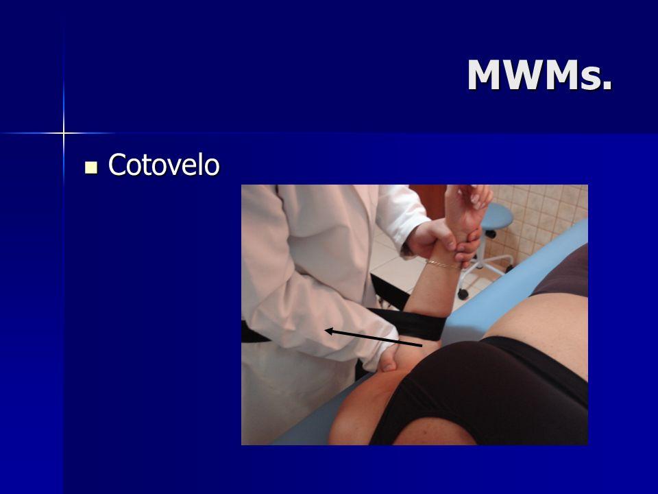 MWMs. Cotovelo Cotovelo